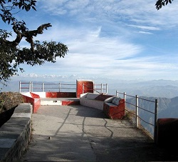 Lansdowne Hill Station in Uttarakhand
